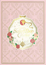"""Sailor Moon """"Crystal"""" Set 1 Limited Edition (BD/DVD combo pack) [Blu-ray], New D"""