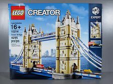 Brand New LEGO Exclusives and Treasures Tower Bridge (10214) Free Shipping!