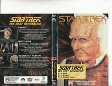 Star Trek:The Next Generation-1987/94-TV Series USA-TNG 26[3 Episodes]-DVD