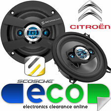 Citroen Xsara Picasso 1999 - 2008 13cm 320 Watts 4 Way Rear Door Car Speakers