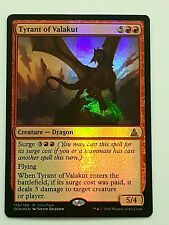 X1 Tyrant of Valakut X1 Red Dragon Mtg Foil (Rare) PROMO Oath of the Gatewatch