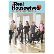 The Real Housewives Of New York City Season 4 DVD Set The Complete Fourth Season