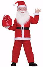 Simply Santa Claus Christmas Child Costume, One Size Fits Up To Size 10