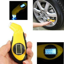 LCD Digital Tire Tyre Air Pressure Gauge Tester For Car Auto Motorcycle 100 PSI