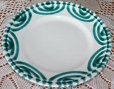 Gmundner Keramik Teller, grüngeflammt?, neu