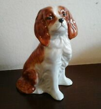 CAVALIER SPANIEL FIGURINE BY  JUST CATS AND FRIENDS