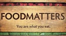 Food Matters - Health Documentary on Plain DVD-R