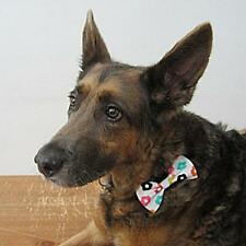 Mini Pop Art Dog Bow Tie (HC06) - Free Shipping