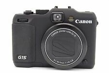 Canon PowerShot G15 12.1MP 3''SCREEN 5x ZOOM DIGITAL CAMERA WITH BATTERY