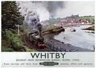233 Vintage Railway Art Poster Whitby North Yorkshire FREE POSTERS*