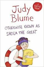 Otherwise Known as Sheila the Great by Judy Blume (Paperback, 2014) New Book