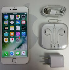 iPhone 6 64GB A1549 MG3K2CL/A Bell Virgin LTE Silver 30 days Warranty