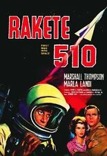 RAKETE 510 First Man Into Space LIMITED ANOLIS HARTBOX EDITION DVD Box Cover B
