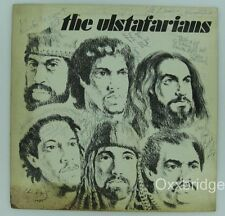 THE ULSTAFARIANS Black Sheep Reggae Ska Funk BAND SIGNED Rastafa COVER Jamiaca