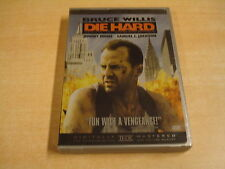 SPECIAL ED. 2-DISC DVD ( REGION 1 ) / DIE HARD WITH A VENGEANCE ( BRUCE WILLIS )