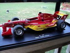 1:18 Autoart A1 GP 2007 Team China NIB