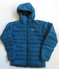 New Arc'teryx Mens Thorium AR hoody Jacket Thalo Blue   Size  Small S  NWT
