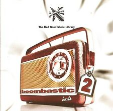 CDGML 5900 - Boombastic Beats 2 [The Ded Good Music Library]