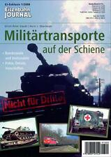 Ferrocarril Journal-militärtransporte por ferrocarril