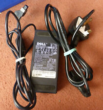 Genuine Dell PA-9 ADP-90FB Power Supply 20V 4.5A UK Lead Inc-Good Used Condition