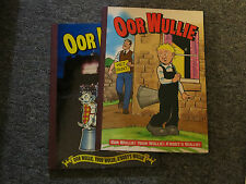 D.C. Thomson & Co. OOR WULLIE 1984 & 1992 Trades