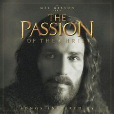 The Passion of The Christ: Songs Inspired By Soundtrack  Sealed CD