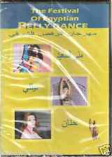 Egyptian BELLYDANCE Festival: Watch Arabic Belly Dancers perform ~NTSC Movie DVD