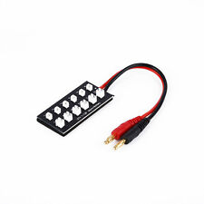 3.7V 1-12P Lipo Battery Balance Charging Board Ultra Micro JST-PH Parallel RC290