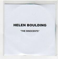 (FC312) Helen Boulding, The Innocents (new single mix) - 2012 DJ CD