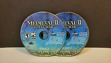 Medieval II: Total War (PC, 2008) DISCS ONLY