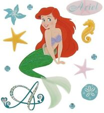 Jolee's Disney ARIEL Stickers THE LITTLE MERMAID PRINCESS