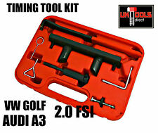 Vw golf audi A3 vag timing réglage de verrouillage tool kit 2.0 essence fsi golf A3 tou