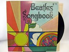 Beatles SONGBOOK - LP Record C-10249 Bobby Vinton Percy Faith Christy Minstrels