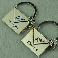Valentine's Day Gifts for Lover Keychain Message To Me Couple Cute Keyring Gift