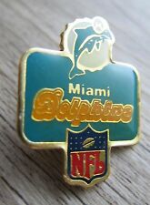 American Football - Super Bowl -  MIAMI DOLPHINS - Logo als Pin - Kult!