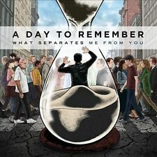 What Separates Me from You [Digipak] by A Day to Remember (CD, Nov-2010,...