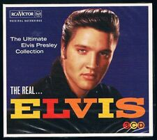 ELVIS PRESLEY THE REAL... - 3 CD NUOVO SIGILLATO!!!