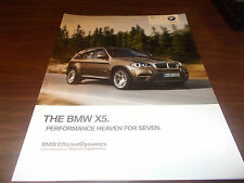 2011 BMW X-5 62-page Sales Catalog