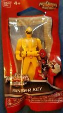HOT RARE YELLOW POWER RANGERS SUPER MEGAFORCE LEGENDARY RANGER KEY PACK