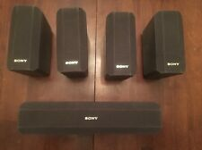 SONY SURROUND SOUND HOME THEATER SPEAKERS 5 Piece set SS- V230