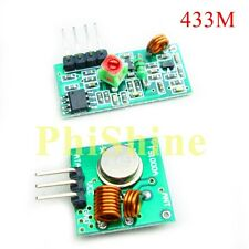 433MHz Wireless Transmitter Module & Receiver Alarm Transmitter Module