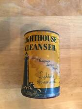Vintage Lighthouse Cleanser by Armour and Company Unopened