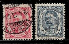 KINGDOM OF LUXEMBOURG 1906 Old Stamps - Grand Duke William IV
