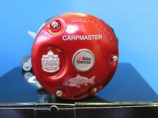 ABU GARCIA AMBASSADEUR 6500 TCCM CARPMASTER 14 BRIGHT RED NEW IN BOX SWEDEN!!