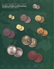 Heritage World & Ancient Coins Auction Catalog January 20 21 2014 Dallas