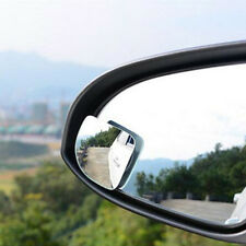 Car Auto Convex Rearview Mirror Blind Spot Side Rear View Wide Angle Adjust Kits