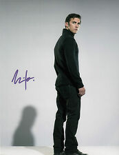 MILO VENTIMIGLIA AUTHENTIC SIGNAUTRE SIGNED 10X8 PHOTO AFTAL UACC [12609] PROOF