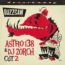 BUZZSAW JOINT ASTRO 138 DJ ZORCH CUT 2 STAG O LEE RECORDS VINYLE NEUF NEW VINYL