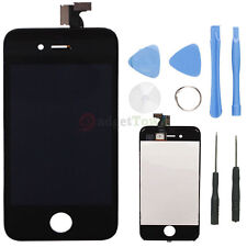 LCD Touch Screen Digitizer Glass Assembly for iPhone 4 CDMA Verizon A1349 Black
