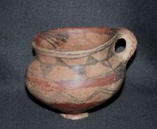 ancien petit pot à une anse Moyen orient archéologie I er millénaire avant